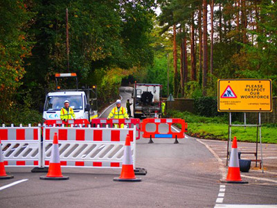 Forest Traffic Management case study
