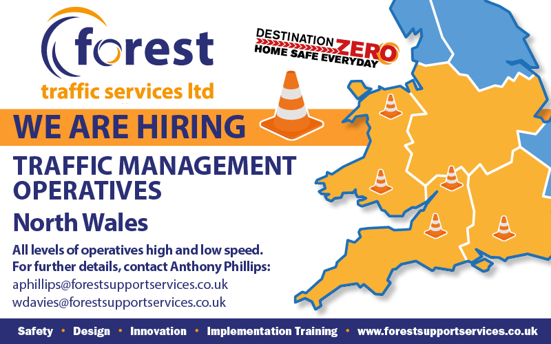Forest-we are hiring-TM Operatives