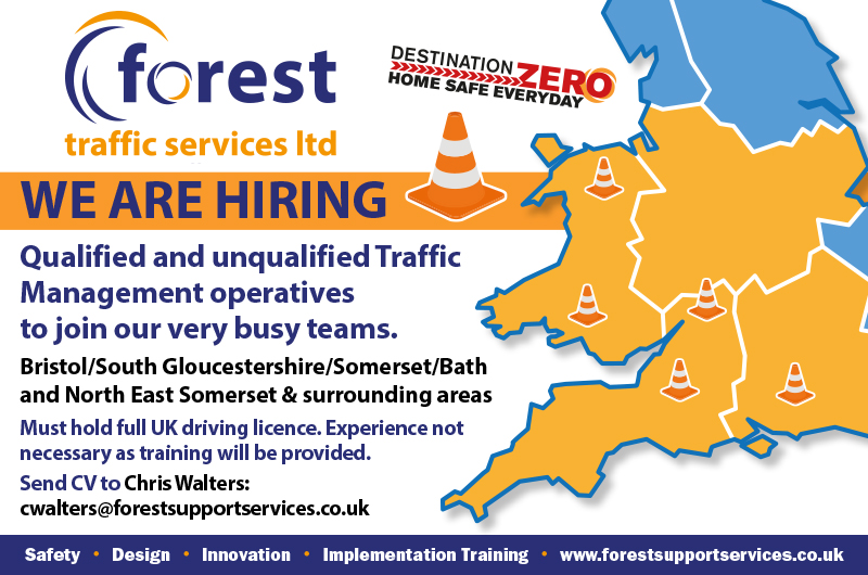 Forest we are hiring Operatives